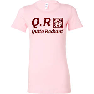 Quite Radiant Short Sleeve Tee