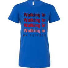 Load image into Gallery viewer, Walking in My Purpose Short Sleeve Shirt