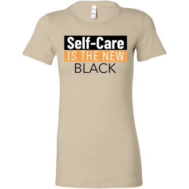 Self Care is the new Black Tee