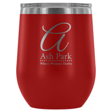 Load image into Gallery viewer, Ash Park Limited Edition Logo Wine Tumbler