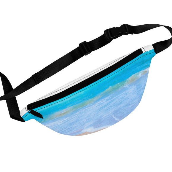Sandy Beach Fanny Pack