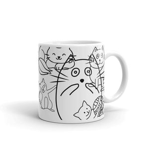 So Many Cats! Mug For Him or Her