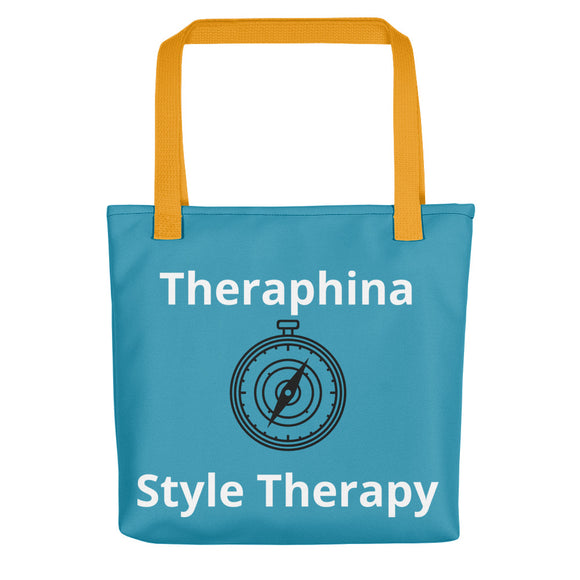 Theraphina Style Therapy Tote bag