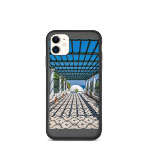 Thermal Baths Biodegradable phone case