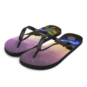 Stars Theraphina Logo Flip-Flops