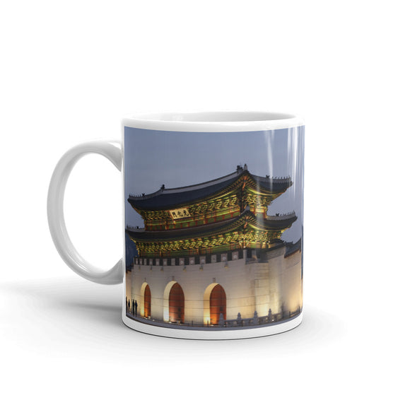 Korea Design Mug Gift For Him or Her