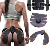 Hip Trainer Muscle Stimulator ABS Fitness Buttocks Butt Lifting Buttock Toner Trainer Slimming Massager Unisex