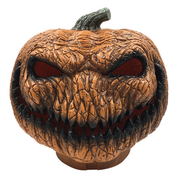 Nightmarish Halloween Pumpkin Lights Scary Pumpkin Lantern Dress Up Horrible Festival Props Party Ornament
