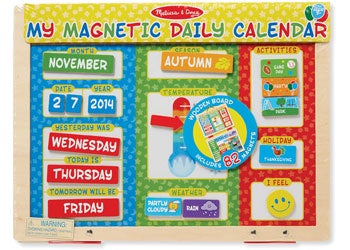 M&D - My Daily Magnetic Calendar