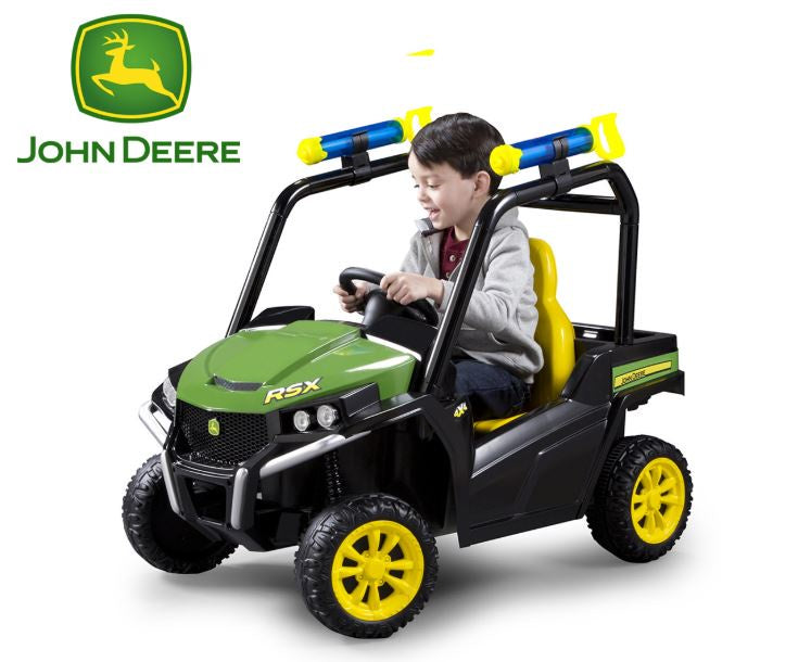 6V JOHN DEERE BATTERY OPERATED GATOR