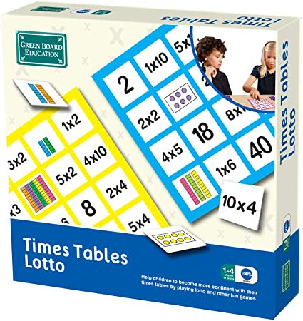 Time Table Lotto