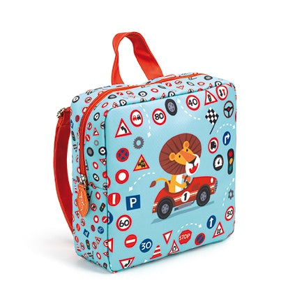 Lion Preschool Bag