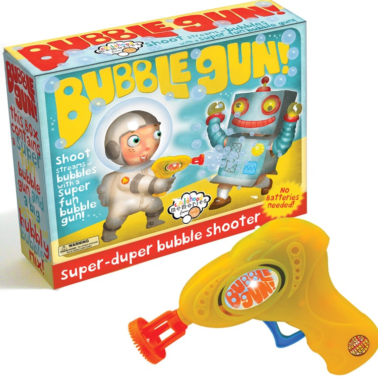 Bubble Gun Dispenser