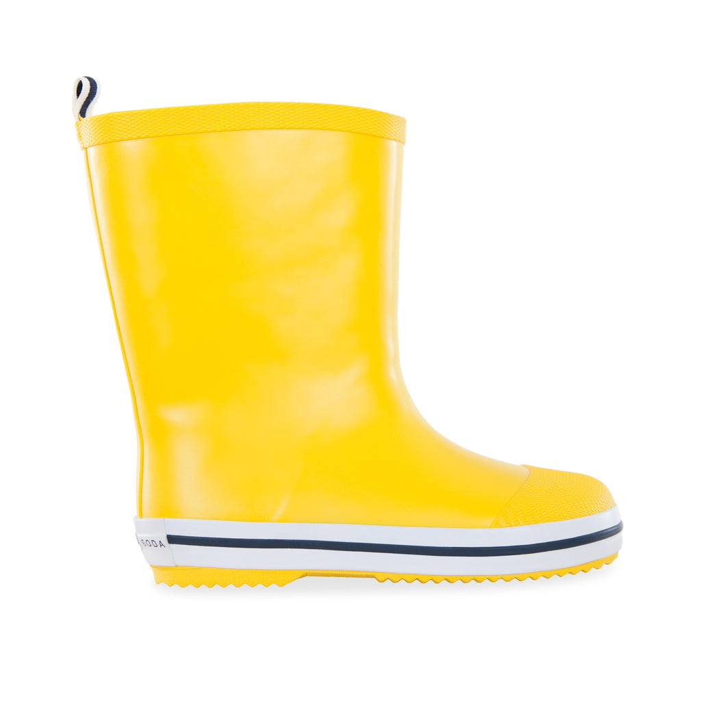Long Gumboot - Yellow