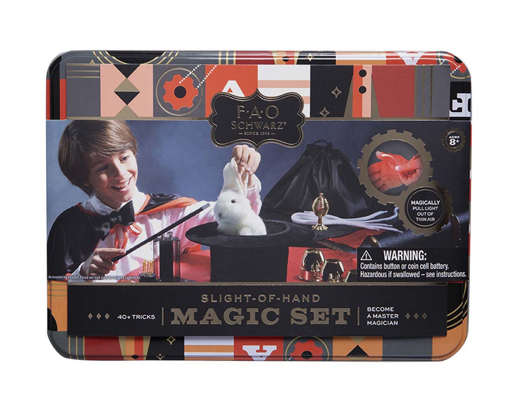 Toy Kids Magic Set 8pc