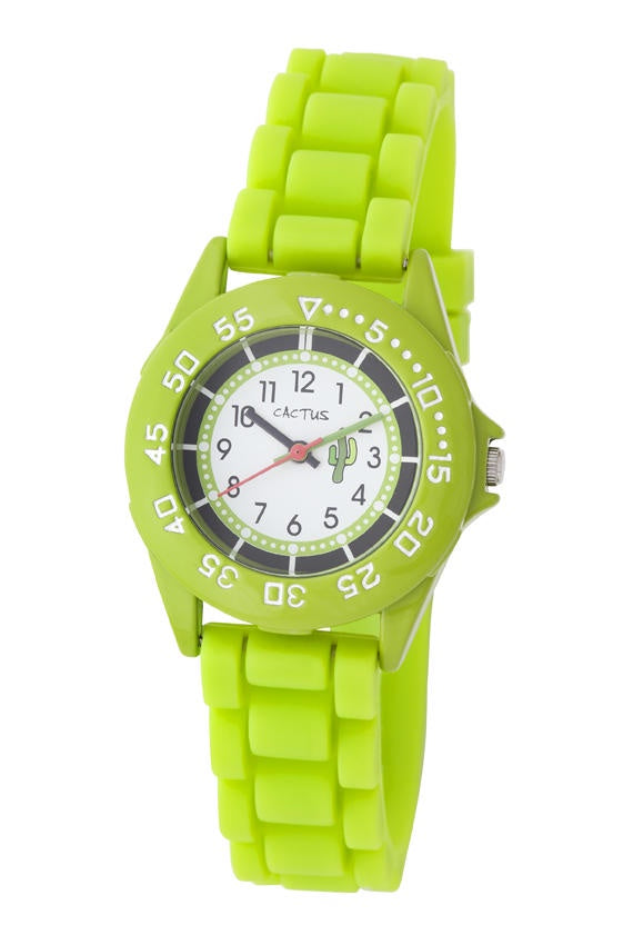 Cactus Watch Lime Green 30M