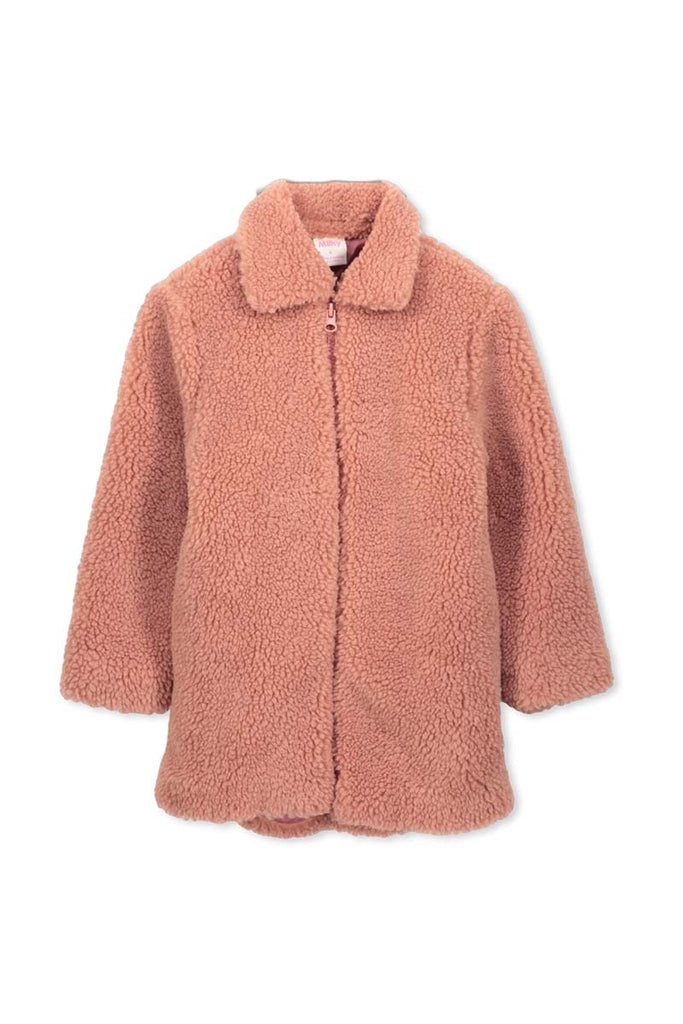 SHERPA JACKET ROSE