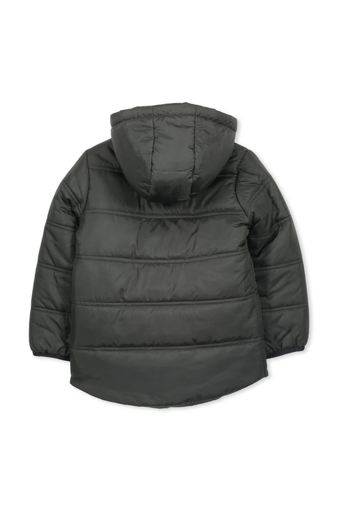 PUFFER JACKET HUNTER GREEN