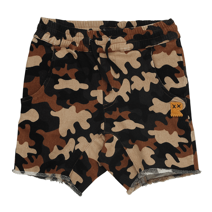 ARMY FATIGUE - SHORTS