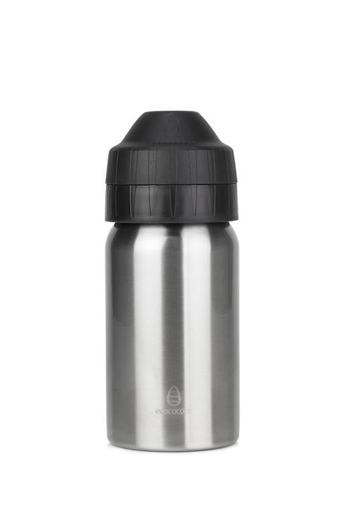 350ML BOTTLE - BRUSHED STAINLESS STEEL