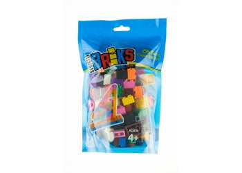 Strictly Briks - 12 Rainbow Colour Blocks - 156pcs