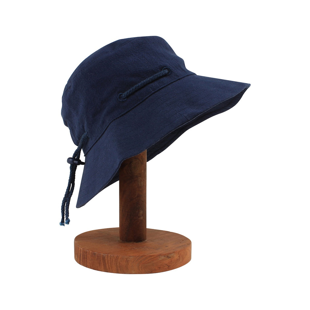 BEAU SUN HAT NAVY