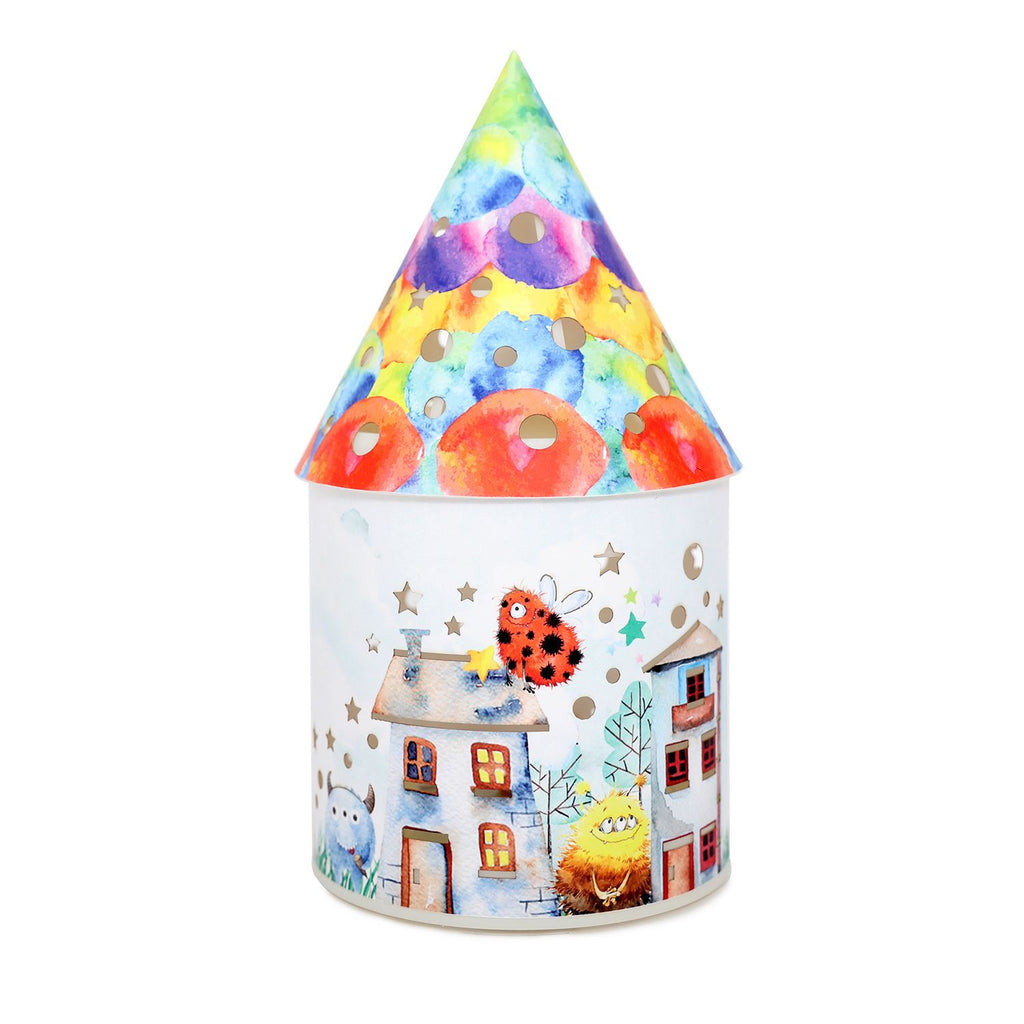 Monster Animal Light Up House