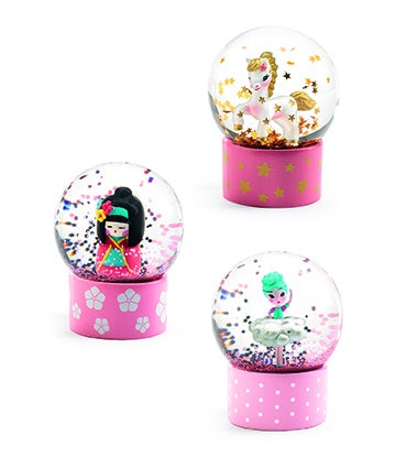 Mini Snow Globes So Cute