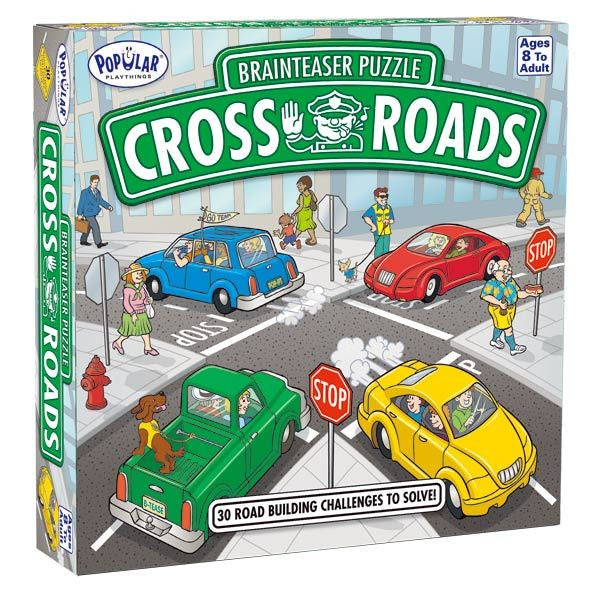 Cross Roads Logic Game