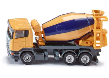 Siku - Cement Mixer - 1:87 Scale