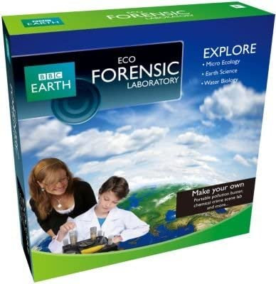 BBC Earth - Eco Forensic