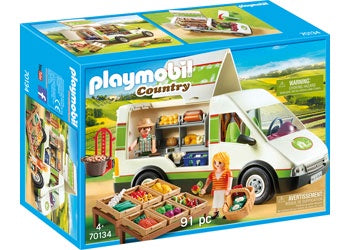 Playmobil - Mobile Farm Market