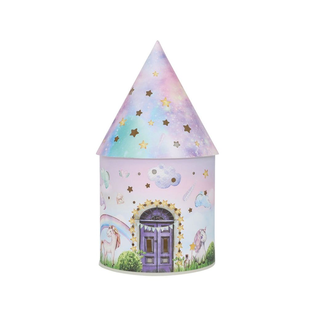 Pinkleberry Stardust Light Up House