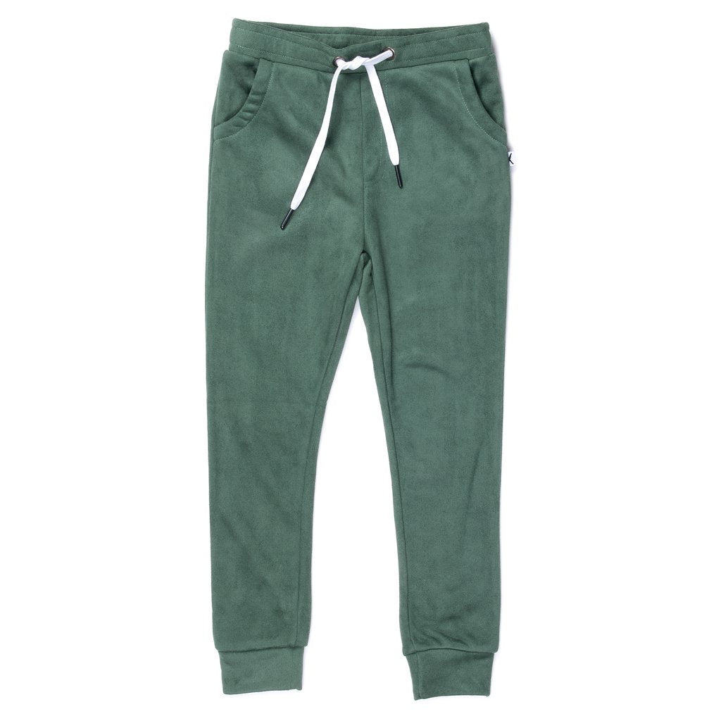Peached Trackies - Emerald