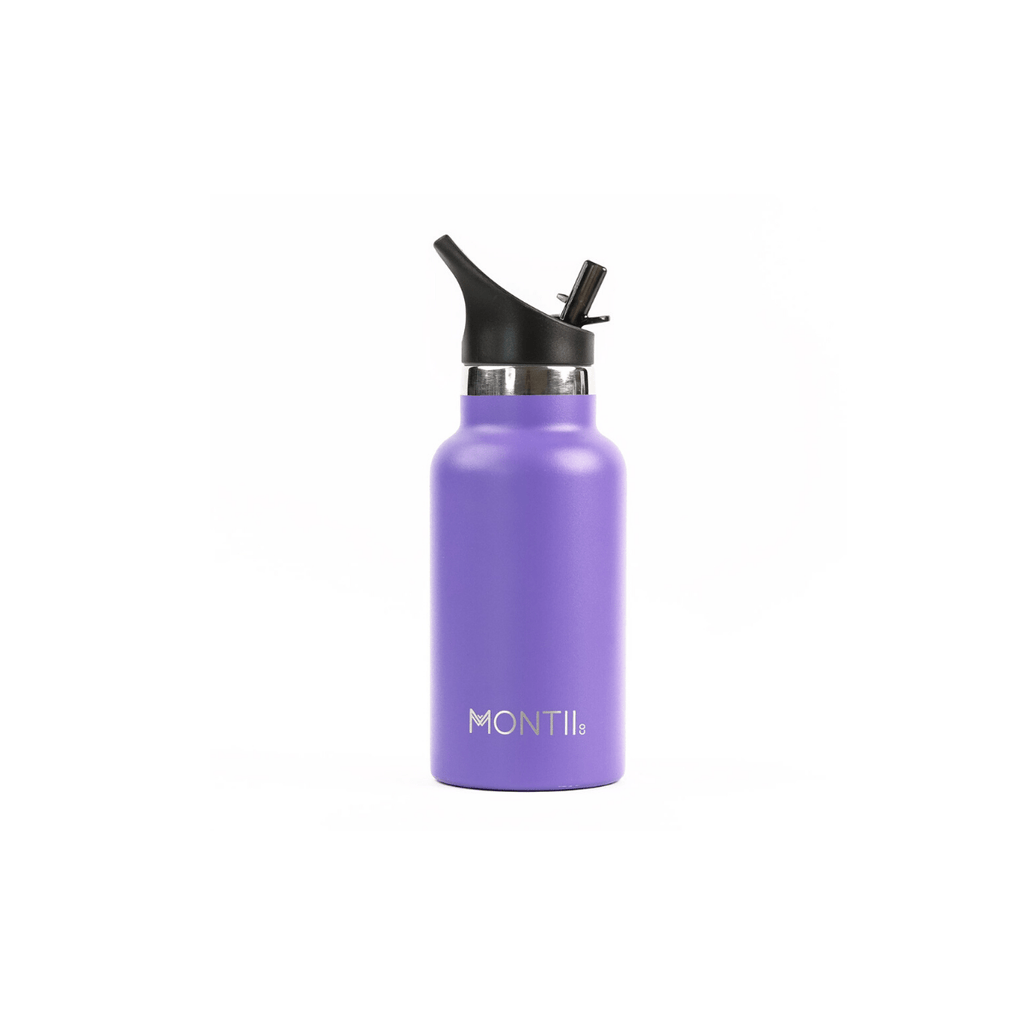 MontiiCo Mini Drink Bottle - Purple
