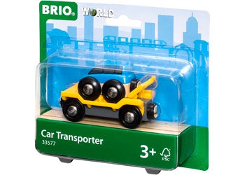 BRIO Vehicle - Car Transporter, 2 pieces