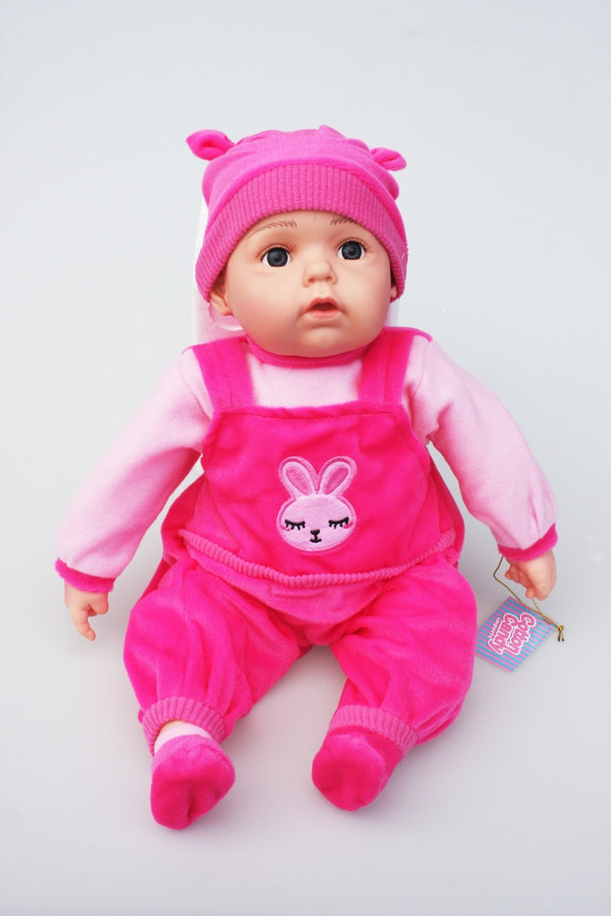 Baby Doll Pink Eliza