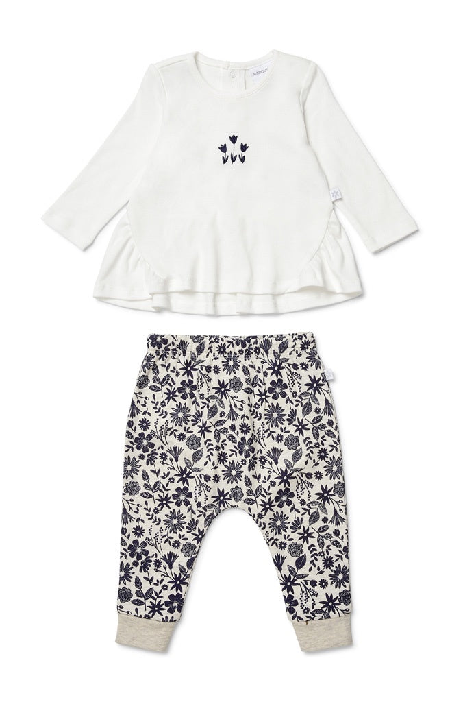 APPLE BLOSSOM PANT AND TOP
