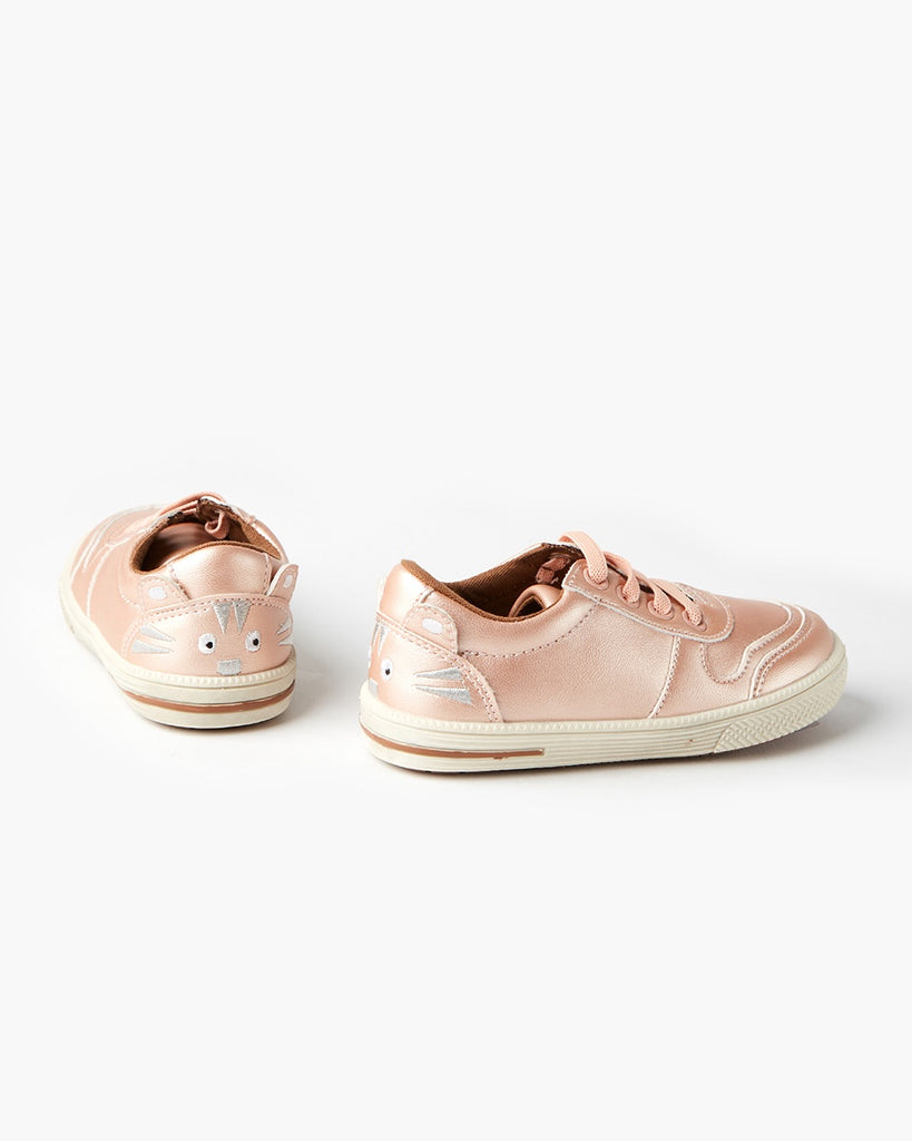 Sammy Sneaker Rose Gold