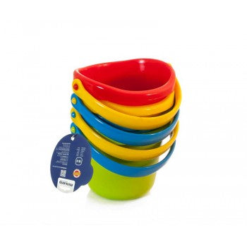Set of 4 Flexible Buckets