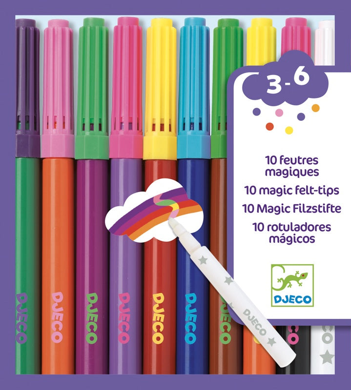 10 Magic Felt Tips