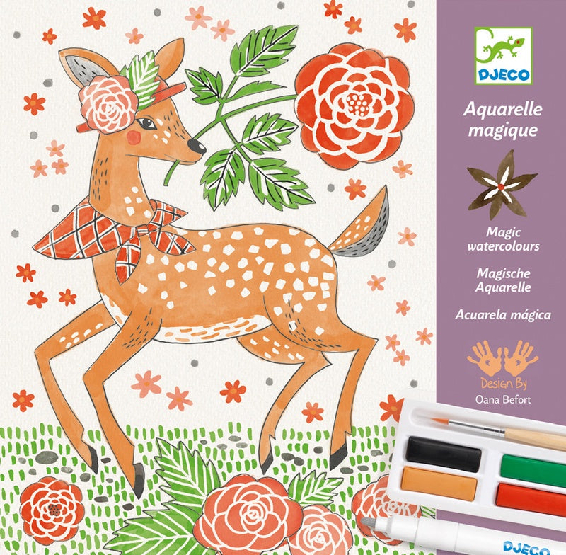 Dandy of the Woods Watercolours Kit
