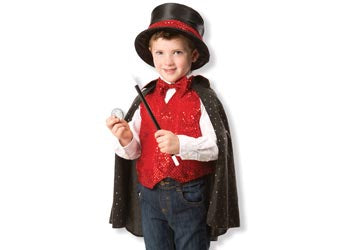 M&D - Magician Role Play Costume Set