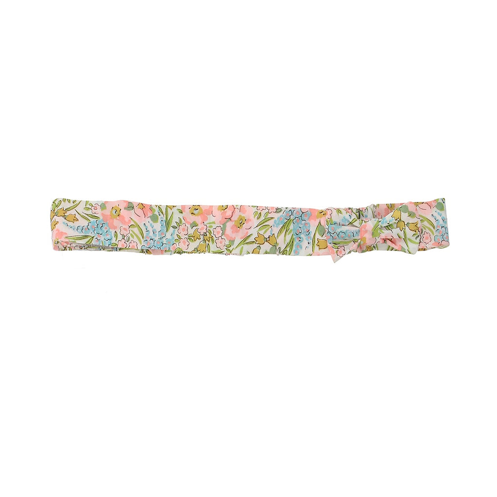 SWIRLING PETALS HEADBAND