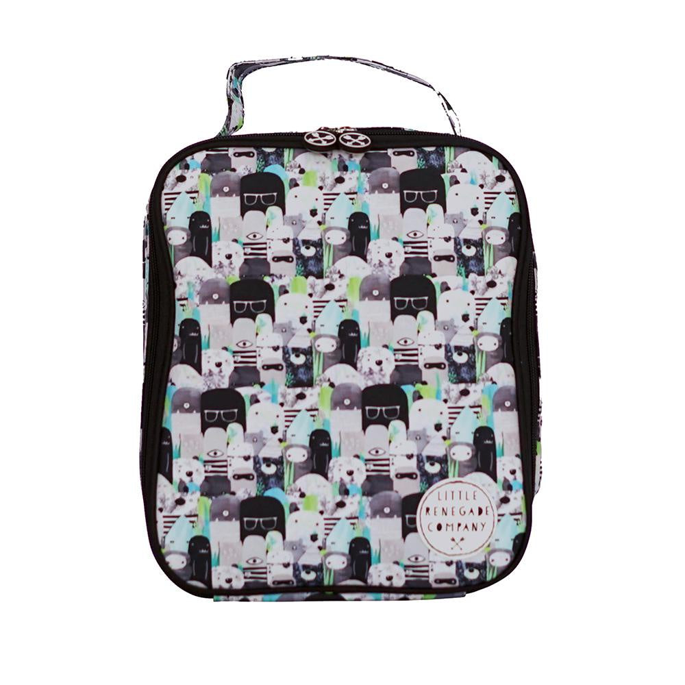 BEARS AND BEASTIES INSULATED LUNCH BAG