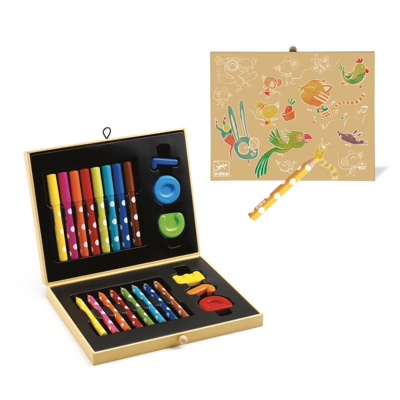 Box of Colours for Little Ones