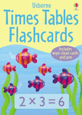 Time Table Flash Cards