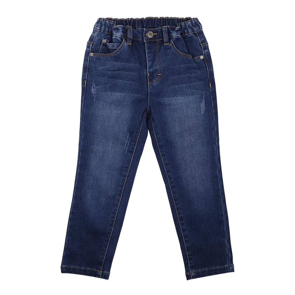 THE WOODS DENIM JEANS - DENIM