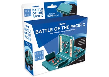 Blue Opal - Travel Battle of the Pacific Game