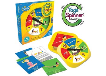 Yoga Spinner Game